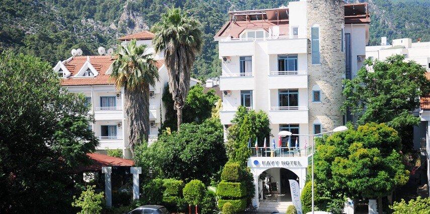 Navy Hotel İçmeler Muğla Marmaris