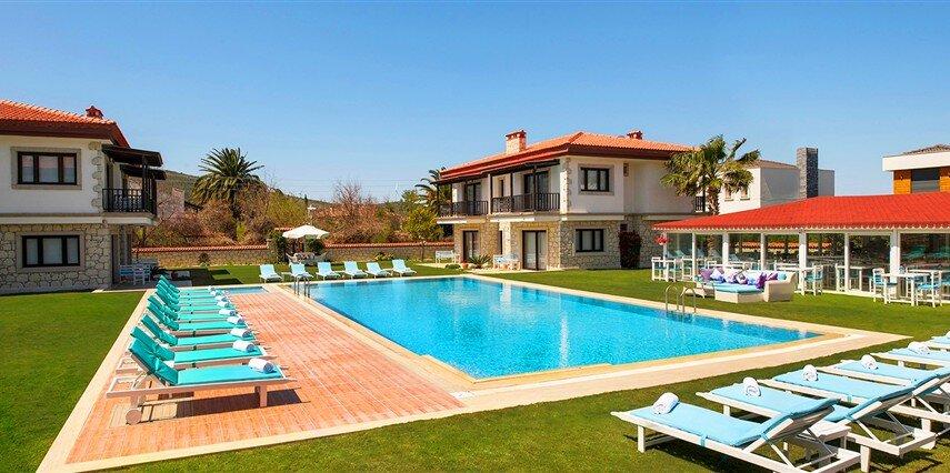 Nea Garden Hotel Alaçatı İzmir Çeşme
