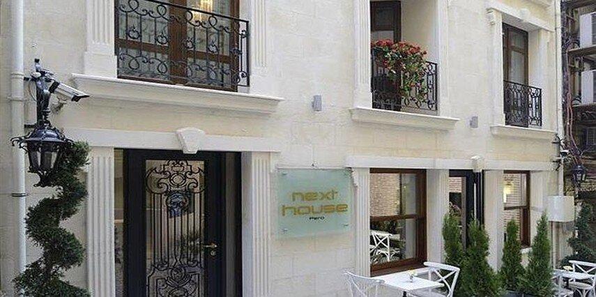 Nexthouse Hotel Pera İstanbul Beyoğlu
