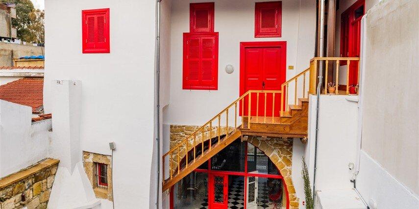 Nicosia Eagle Eye Boutique Hotel Lefkoşa Lefkoşa Merkez