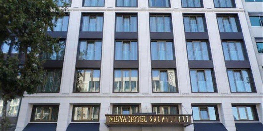 Nidya Hotel Galataport İstanbul Beyoğlu