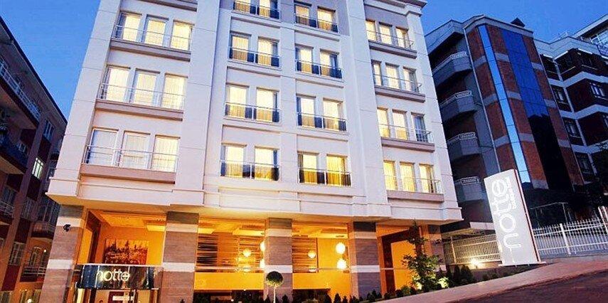 Notte Hotel Ankara Çankaya