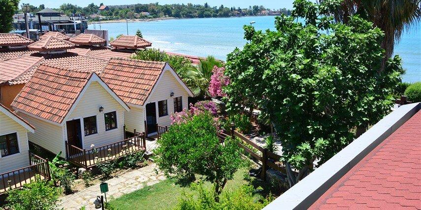 Nova Beach Hotel Antalya Side