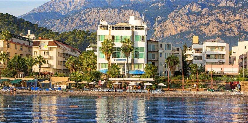 Olimpos Beach Hotel By RRH & R Antalya Kemer