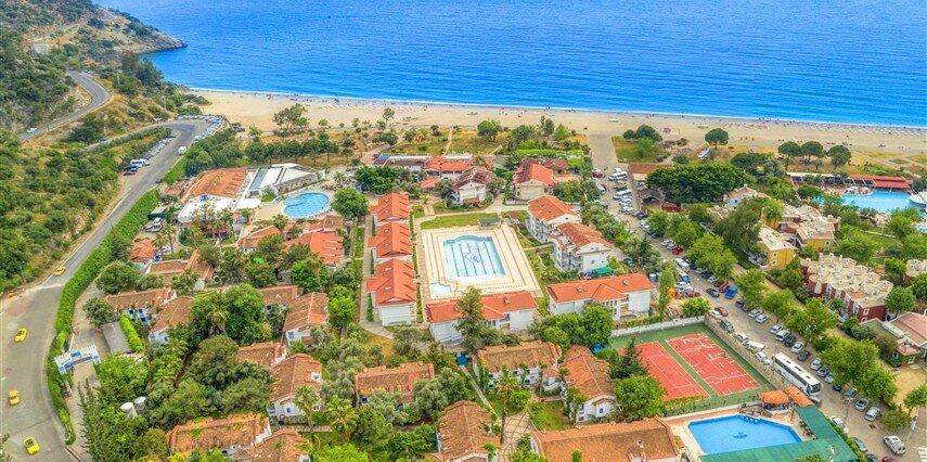 Ölüdeniz Beach Resort By Z Hotels Muğla Fethiye
