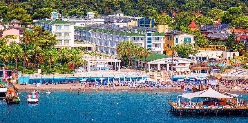 Onkel Hotels Beldibi Resort Antalya Kemer