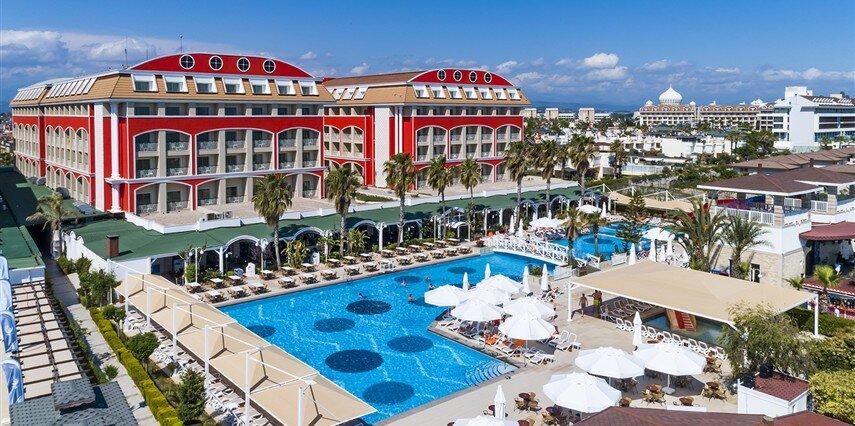 Orange County Resort Hotel Belek Antalya Belek