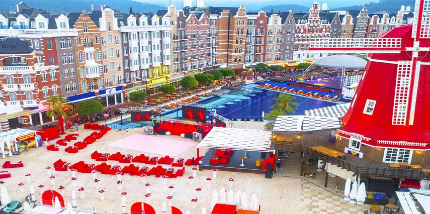 Orange County Resort Kemer Antalya Kemer