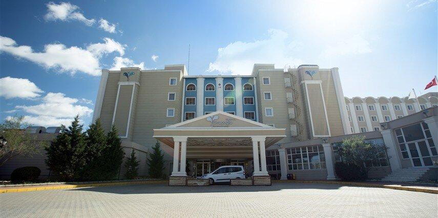 Oruçoğlu Termal Resort Afyon Afyon Merkez