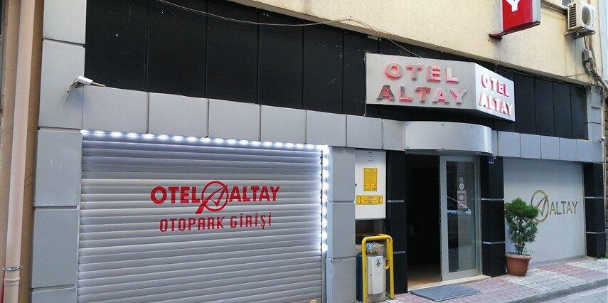Otel Altay Samsun Samsun İlkadım