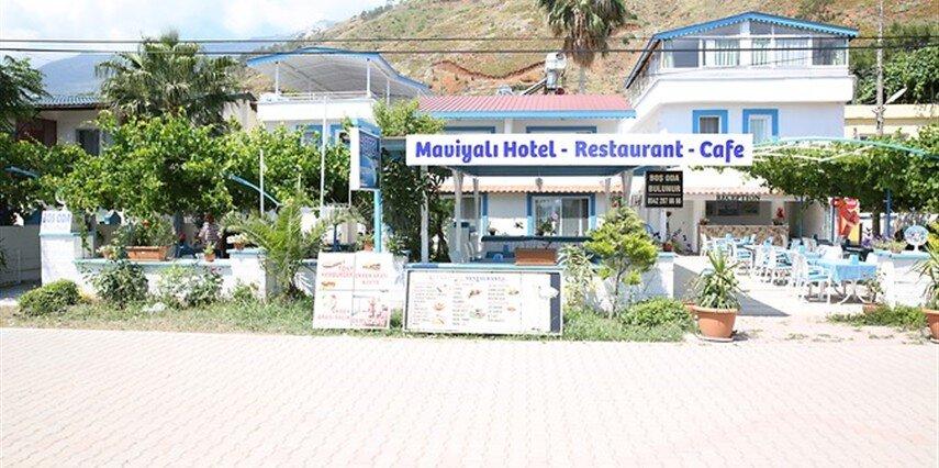 Otel Mavi Yalı Antalya Adrasan