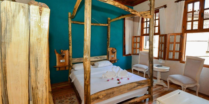 Otel Wood House Antalya Muratpaşa