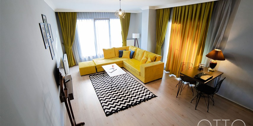 OTTO LOFT premium apartments Ankara Çankaya