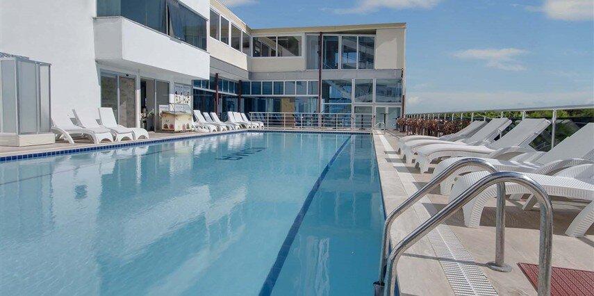 Oxo Resort Hotel & Spa Mersin Erdemli