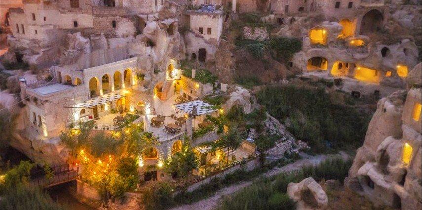 Öykü Evi Cave Hotel Kapadokya Nevşehir Ürgüp