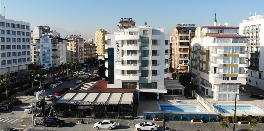 Pacco Hotel & Spa Antalya Antalya Merkez