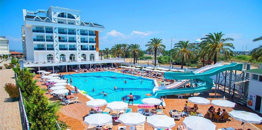 Palm World Resort & SPA Side Antalya Side