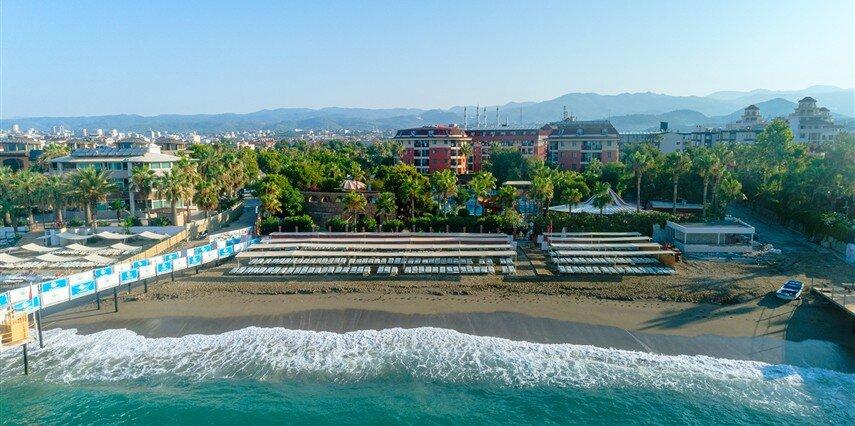 Palmeras Beach Hotel Antalya Alanya