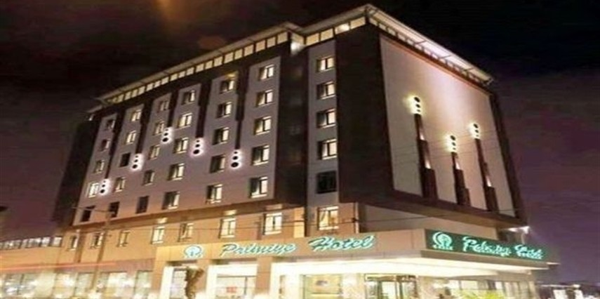 Palmiye Hotel Gaziantep Şehitkamil