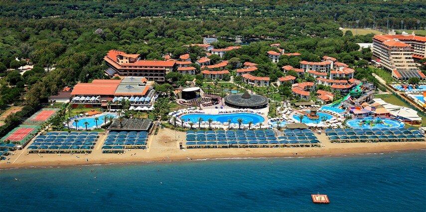 Papillon Belvil Hotel Antalya Belek