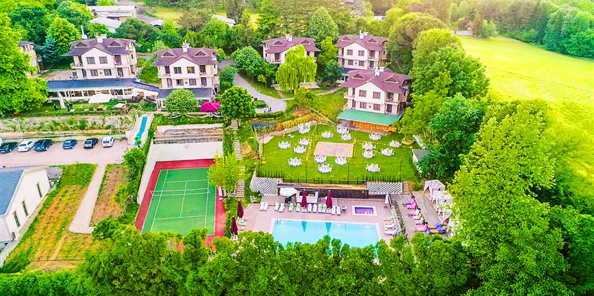Park Hotel Polonezköy İstanbul Beykoz