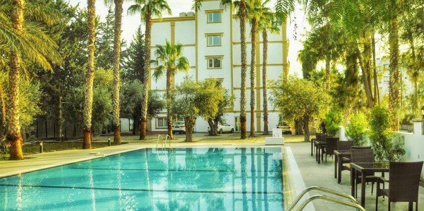 Park Palace Hotel Kyrenia Girne Girne Merkez