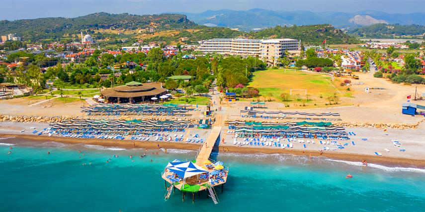 Pemar Beach Resort Antalya Side