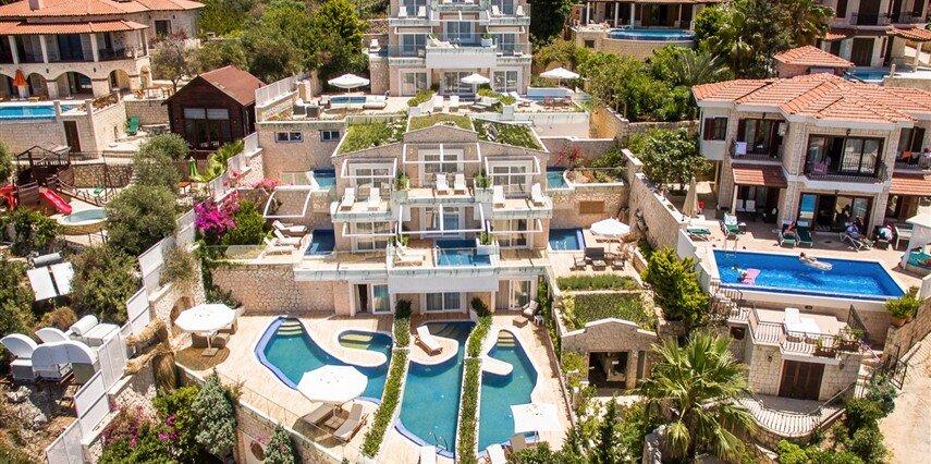 Peninsula Gardens Hotel - Adults Only Antalya Kaş