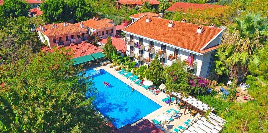 Perdikia Beach Hotel Muğla Fethiye