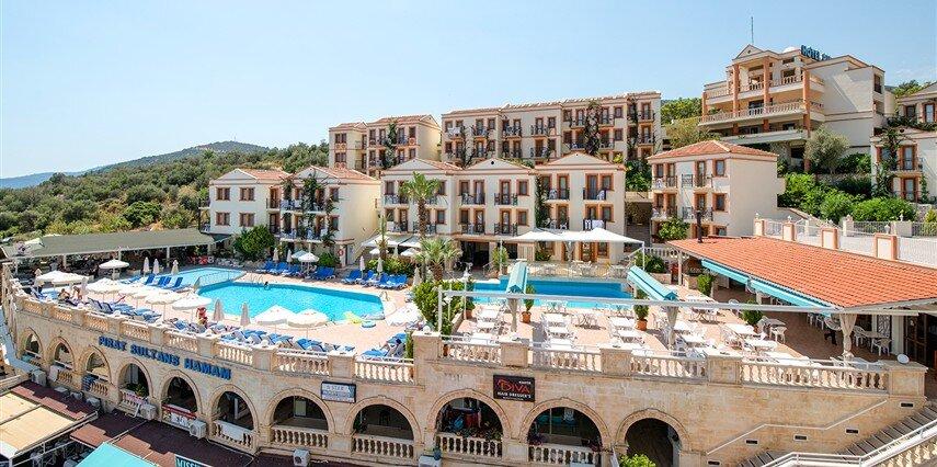 Pırat Hotel Kalkan Antalya Kalkan