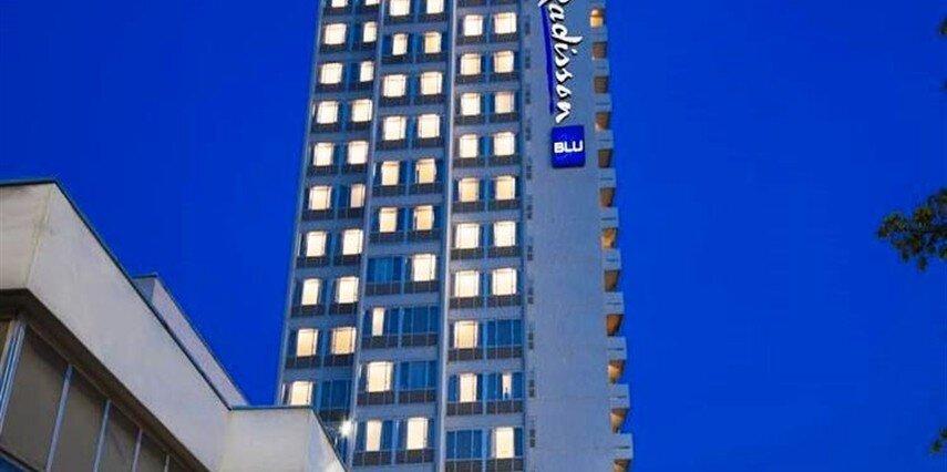 Radisson Blu Hotel Ankara Ankara Ulus