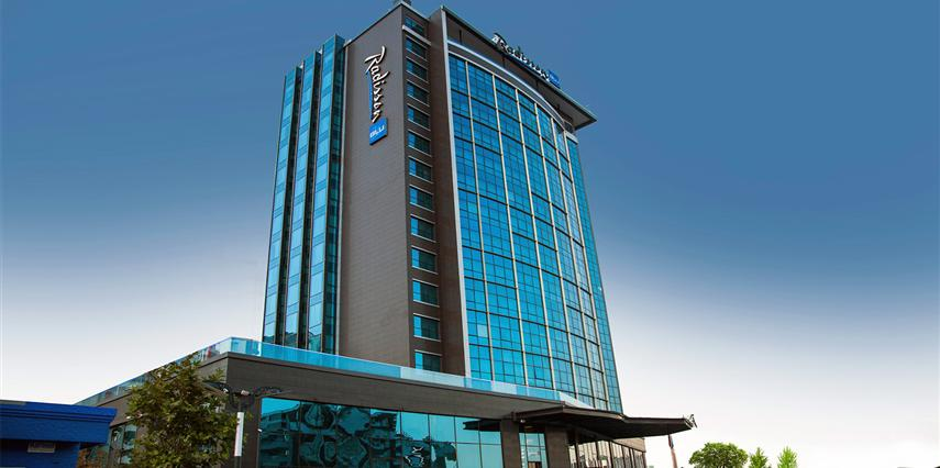 Radisson Blu Hotel Diyarbakır Diyarbakır Kayapınar
