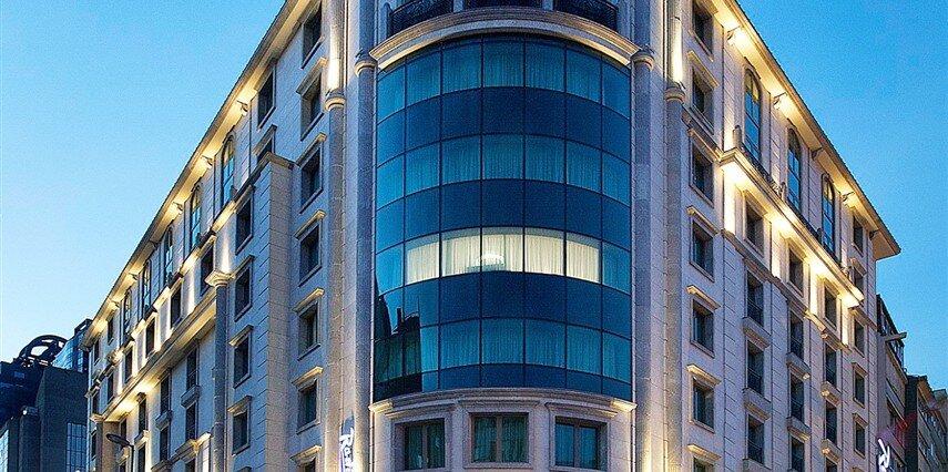Radisson Blu Hotel İstanbul Şişli İstanbul Şişli