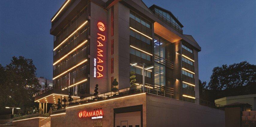 Ramada By Wyndham Bursa Çekirge Termal & Spa Bursa Osmangazi