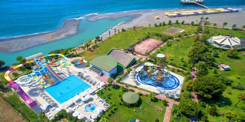 Raymar Resort & Aqua Antalya Side