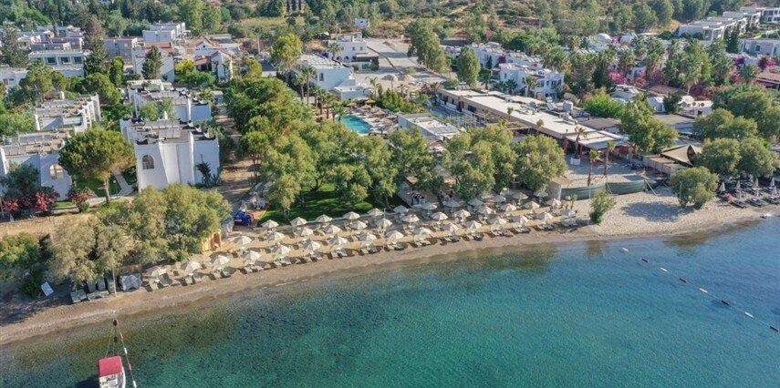 Regia Mare Beach Hotel Bodrum Muğla Bodrum