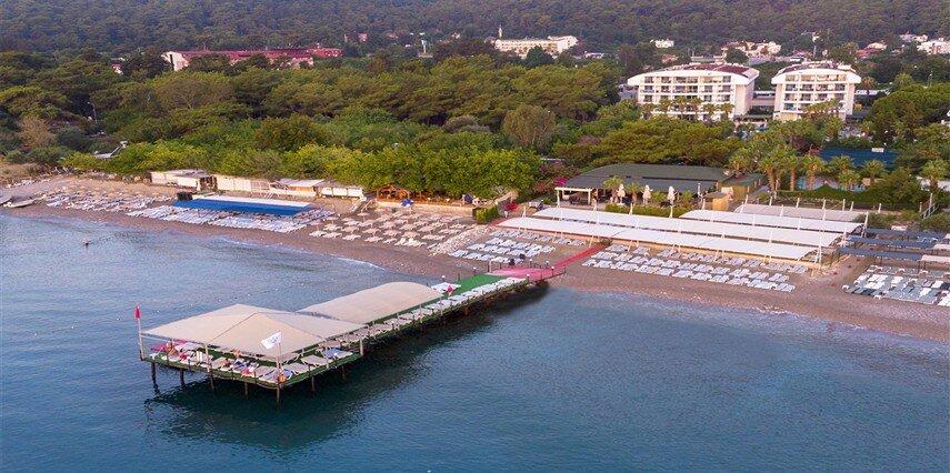 Ring Beach Hotel Antalya Kemer