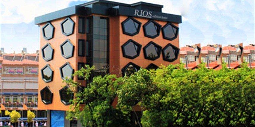 Rios Otel Bakırköy İstanbul Bakırköy