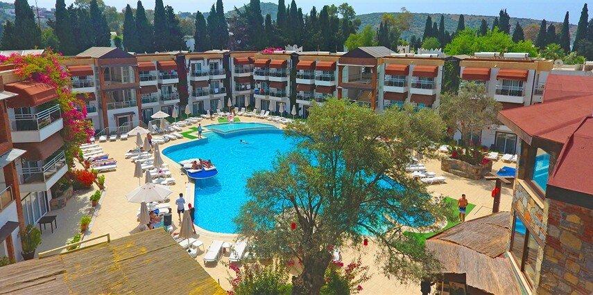 Risa Hotel Bitez Muğla Bodrum