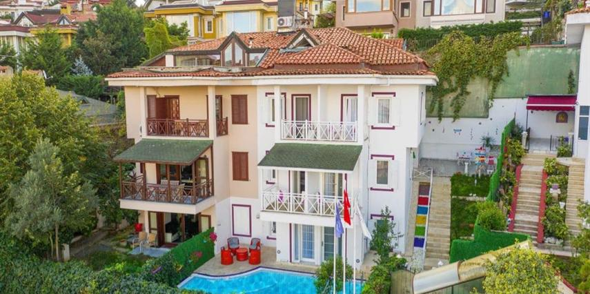 Robin Hood Hotel İstanbul Beykoz