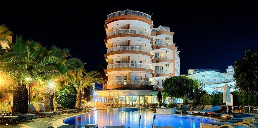 Romance Beach Hotel Muğla Marmaris
