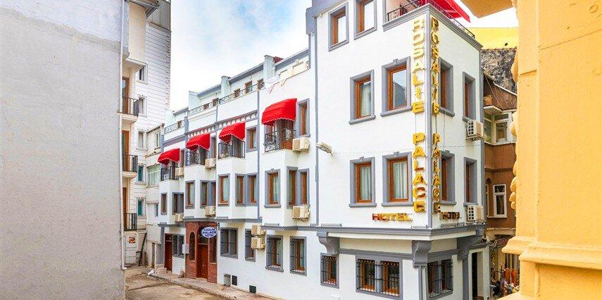 Rosalie Palace Hotel İstanbul Fatih