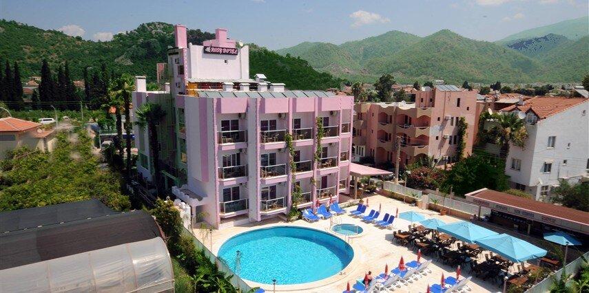Rosy Hotel Muğla Marmaris
