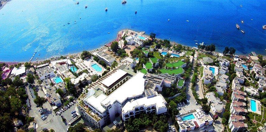 Royal Asarlık Beach Hotel Spa Muğla Bodrum