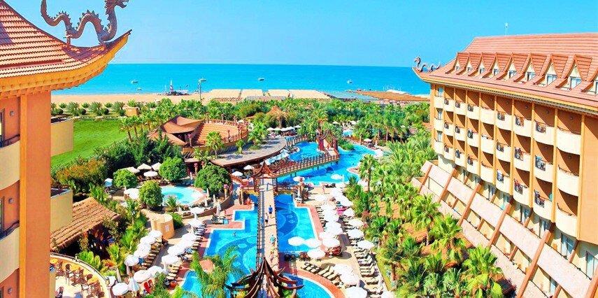 Royal Dragon Hotel Antalya Side