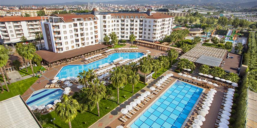 Royal Garden Beach Hotel Antalya Alanya