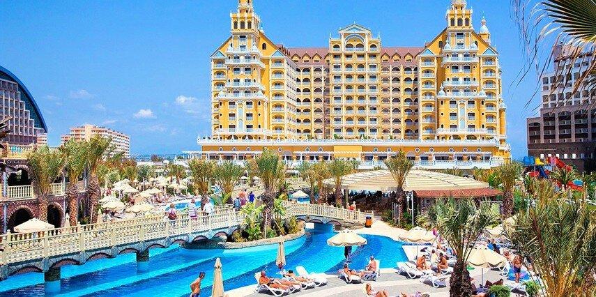Royal Holiday Palace Antalya Lara-Kundu