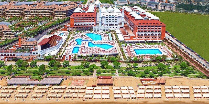 Royal Taj Mahal Antalya Side
