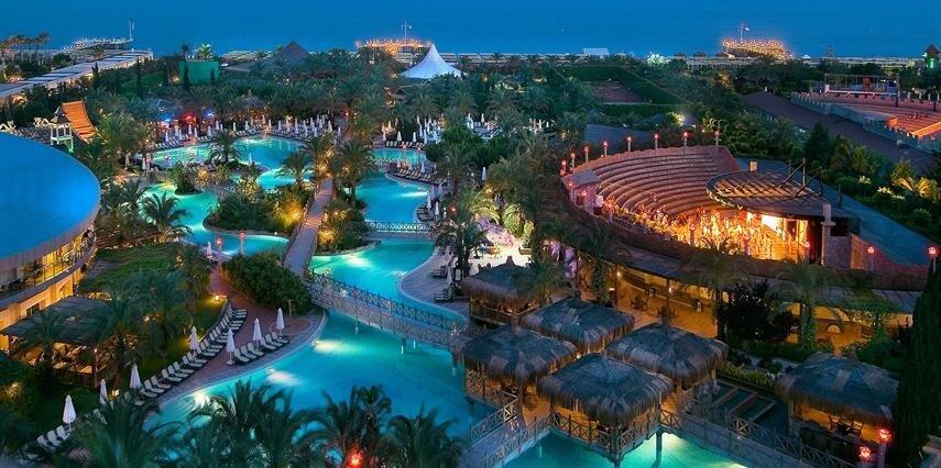 Royal Wings Hotel Antalya Lara-Kundu