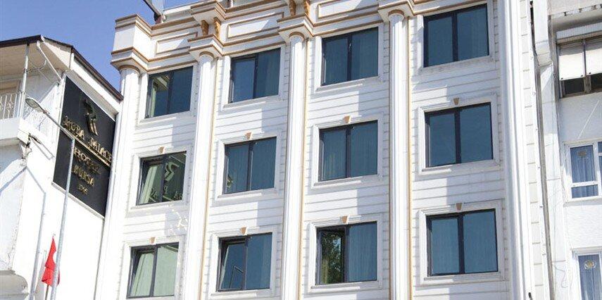 Ruba Palace Thermal Hotel Bursa Osmangazi